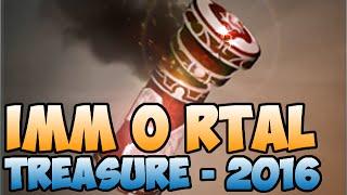 Новая сокровищница ДОТА 2 Immortal treasure 2016