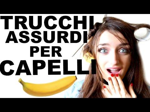 10 TRUCCHETTI PER CAPELLI ASSURDI! CAPELLI MOSSI SENZA PIASTRA! HAIR HACKS ITA!