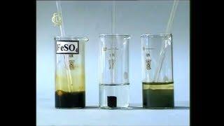 Опыты по химии. Получение гидроксида железа (II) и изучение его свойств