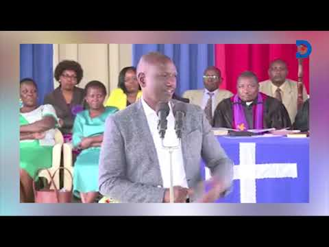 DP William Ruto urges young bachelors to marry and bear children