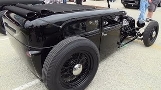 "28 Ford Hot Rod ""30 Days or Less"" Ricky Bobby's Rod Shop"