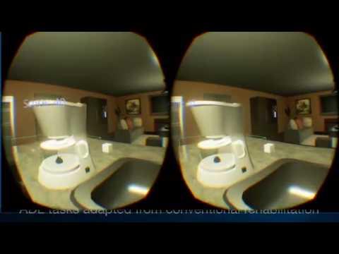 VR Rehab video