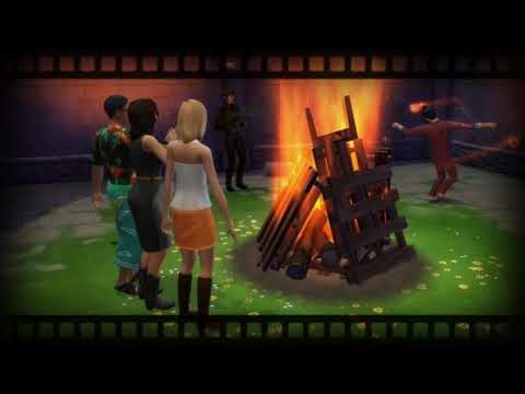 Sims4 - Home Free - Ring of Fire (featuring Avi Kaplan of Pentatonix) [Johnny Cash Cover]