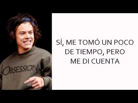 One Direction - Where Do Broken Hearts Go Subtitulado en Español