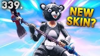 NEW UN-RELEASED SKIN..?! Fortnite Daily Best Moments #339 (Fortnite Battle Royale Funny Moments)