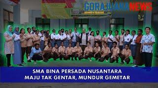 Pembelajaran Tatap Muka SMA Bina Persada Nusantara