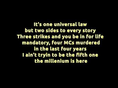Mos Def - Mathematics (instrumental/lyrics)