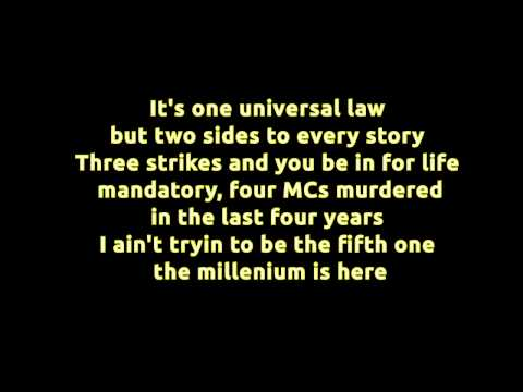 Mos Def - Mathematics (instrumental/lyrics)