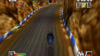 Extreme G N64 - gameplay
