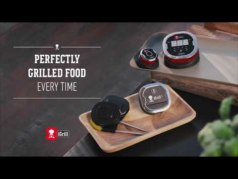 Learn all about the innovative iGrill product line
