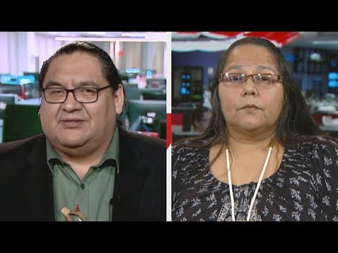 First Nations debate the Kinder Morgan pipeline