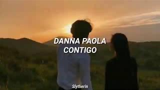 Download lagu Danna Paola Contigo Letra