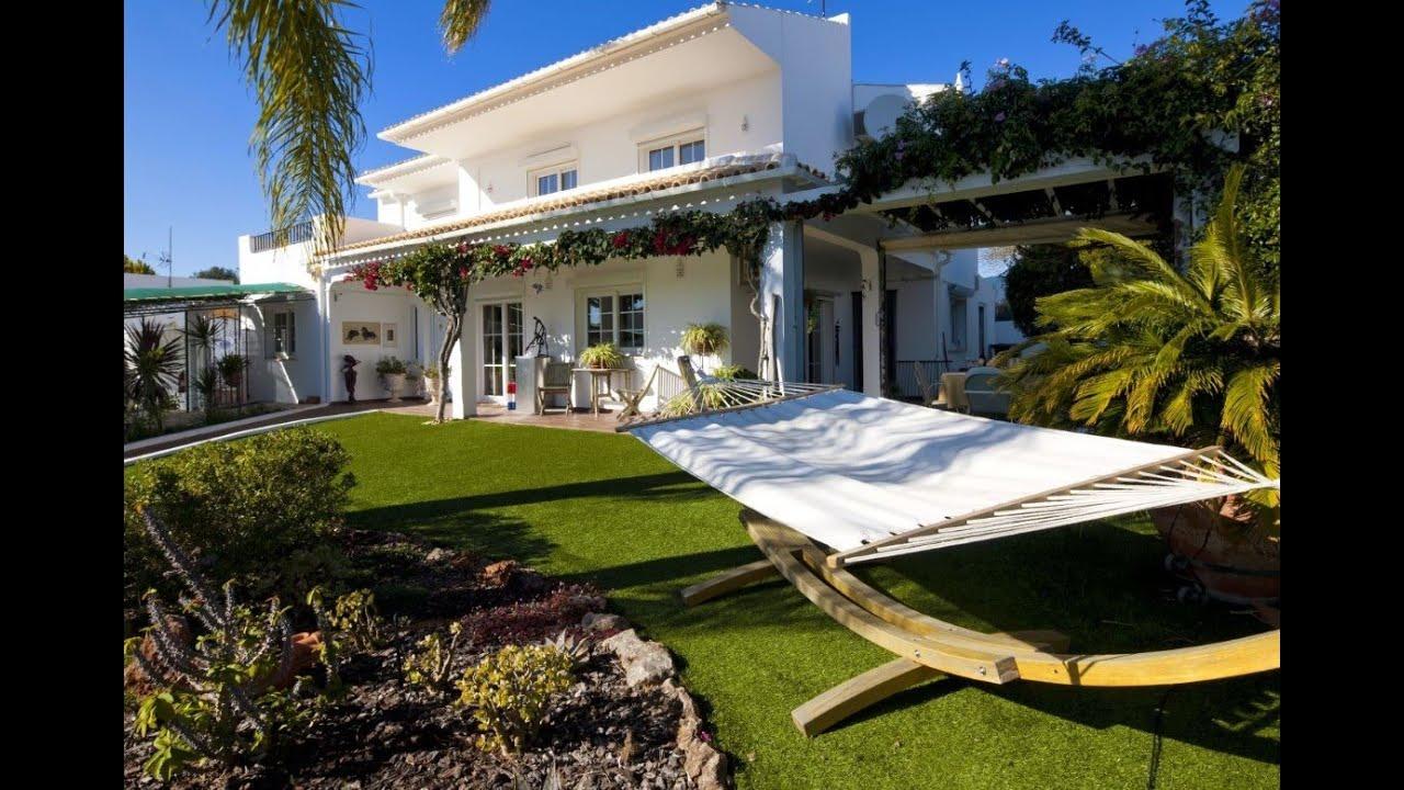 maison vendre au portugal albufeira algarve youtube. Black Bedroom Furniture Sets. Home Design Ideas