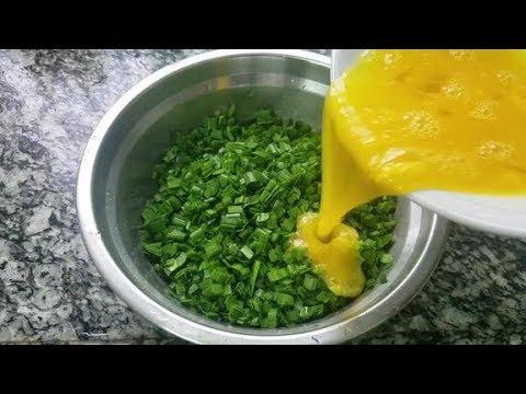 韭菜这样做太好吃了,家常菜做法,简单营养又下饭,春天必备小菜