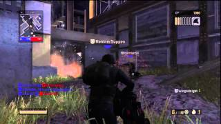 Resistance 2 - 60 Player Online Team Deathmatch on Chicago Map Playstation 3
