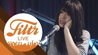 Maria Mena - I don't want to see you with her (Live @ Die Filtr Show)