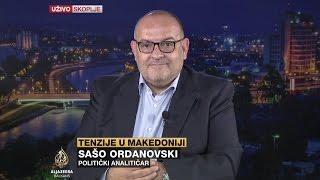Ordanovski: Makedonija poslije incidenta najbezbjednija u regionu