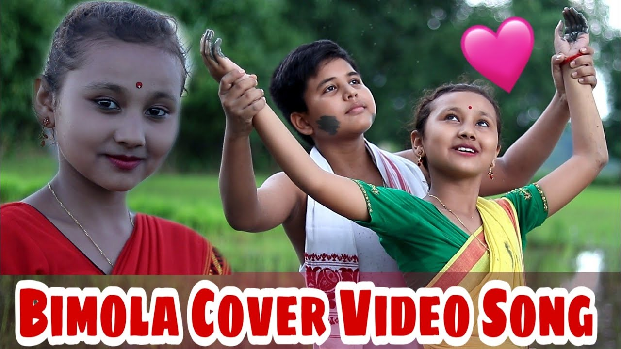 Bimola CoverVideo Song , Original Song Rosoki 1 By Tina Bharali , Dance Cover By Violina & Partha