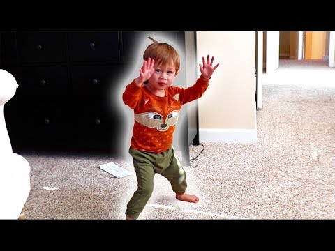 Two Year Old Dancing To Cardi B