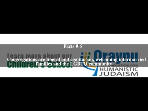 Oraynu Congregation for Humanistic Judaism Top # 12 Facts
