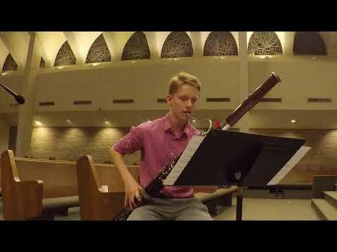 Rhapsody for Bassoon by William Osborne