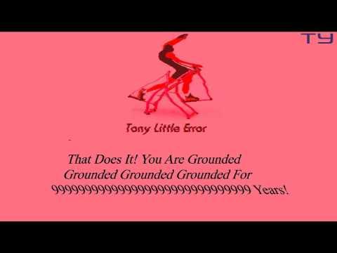 Tony Little Error