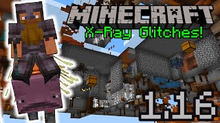 Minecraft 1.16 - ALL WORKING X-RAY GLITCHES 2020 TUTORIAL! XBOX,PE,WINDOWS10,SWITCH,PS4