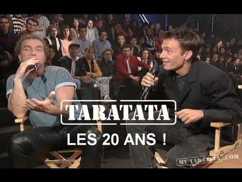 Interview Florent Pagny & Bernard Lavilliers - Taratata N°1 (10 Janvier 1993)