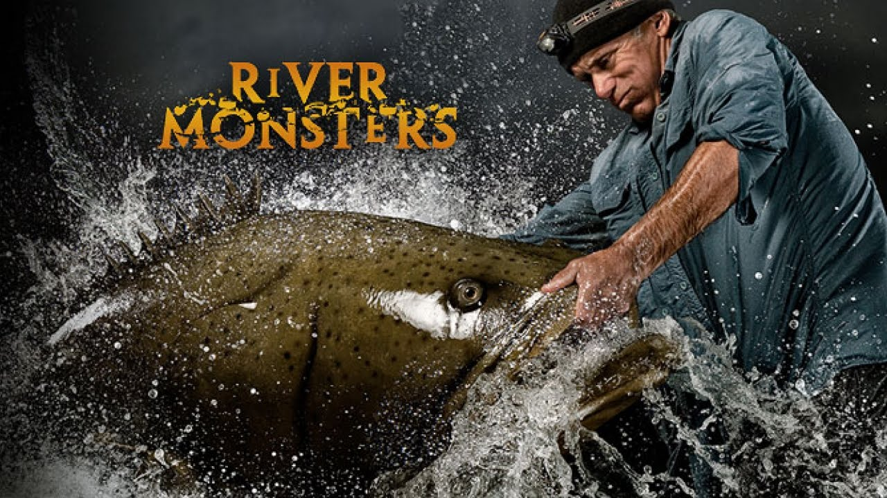 Animal planet river monsters 2x05 alaskan horror youtube for Pool show discovery