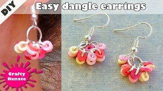 DIY Dangle earrings - Earrings How To