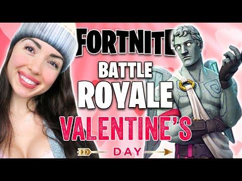 VALENTINE'S DAY FORTNITE SPECIAL!! (Fortnite Battle Royale) thumbnail