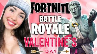 VALENTINE'S DAY FORTNITE SPECIAL!! (Fortnite Battle Royale)