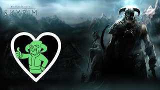 The ELDER SCROLLS Formula 6 Why do I love SKYRIM
