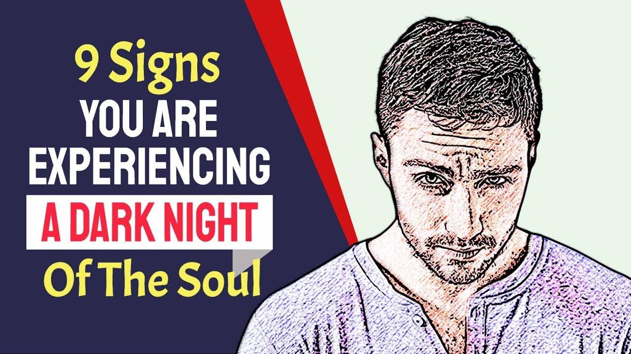 Hoe ik uiteindelijk uit mijn depressie kwam - Darknight of the soul Part 3