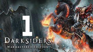 Darksiders Warmastered Edition — Zaczynamy - Na żywo
