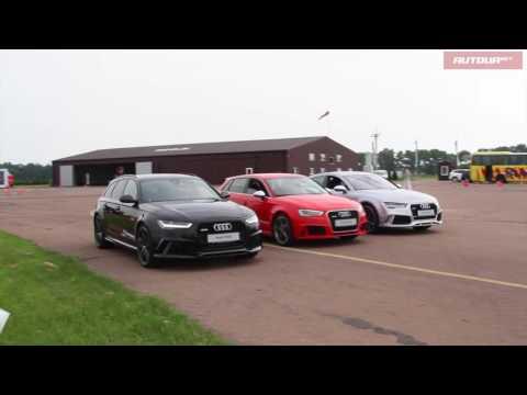 Audi Sport приходит в Украину