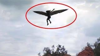 10 Video Thiên Thần Bị Camera Bắt Gặp Có Thật