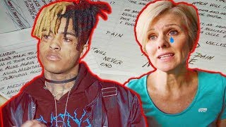 Mom REACTS to XXXTENTACION - Jocelyn Flores