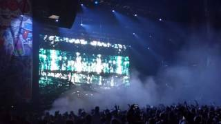 Calvin Harris This Is What You Came For Billboard Festival 2016