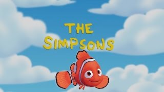 Finding Nemo References in The Simpsons