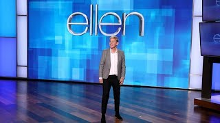 Ellen Checks Whether She's on the Same Wavelength as Her Audience Members