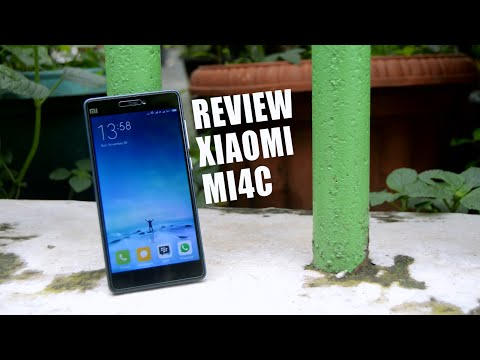 Review Xiaomi Mi4c Indonesia