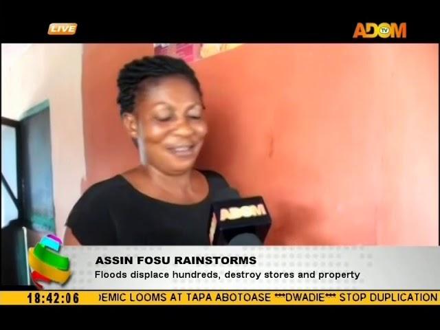 Adom TV News (4-10-18)