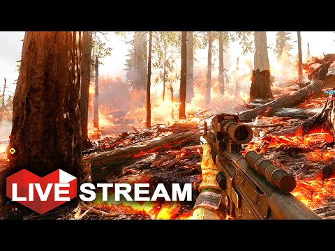 Star Wars Battlefront | Survivors of Endor, New HUGE Map! |