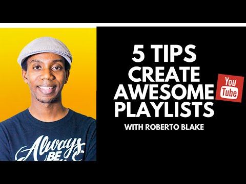 YouTube Playlists Tips 2016