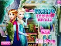 Disney Frozen Games- Frozen Fashion Rivals (Full Playthrough)- Fun Online Games for Girls Kids