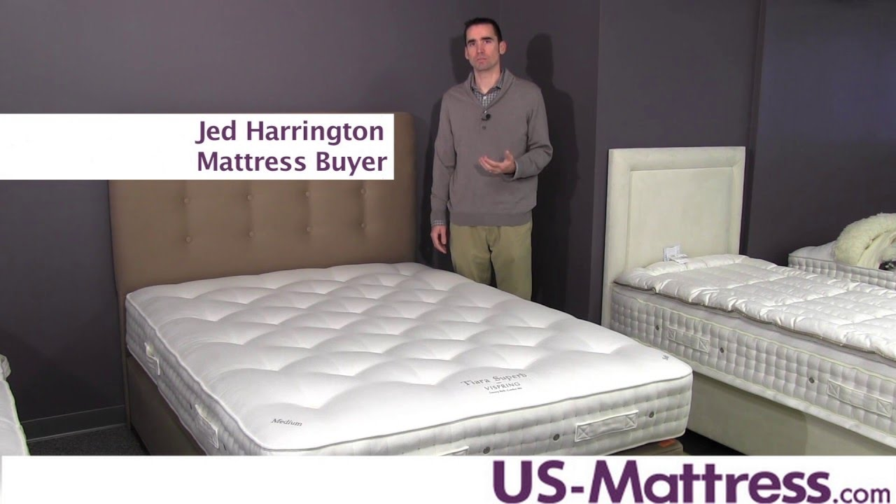 Vi Mattress Vispring Tiara Superb Mattress Expert Review
