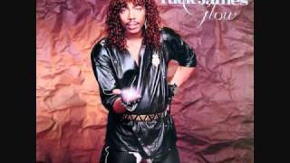 Rick James - Spend The Night With Me