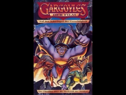 Gargoyles Full Episodes Season 2 - The Mirror