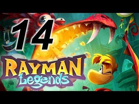 Прохождение Rayman Legends [Кооператив] #14